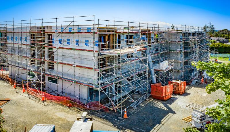 Residential Scaffolding In Auckland